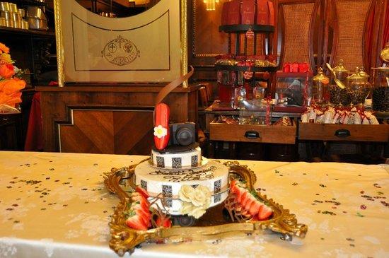 Caffe degli specchi arancini siciliani mignon foto di - Caffe degli specchi ...