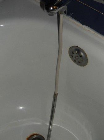 Hotel Oasis Belorizonte: flexible douche cassé