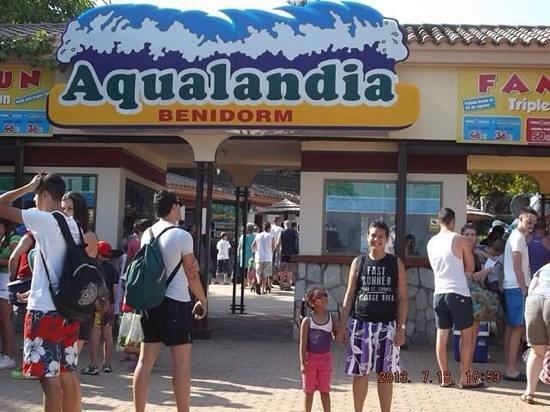 aqualandia 2013