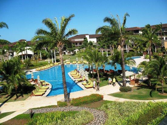JW Marriott Guanacaste Resort & Spa : Pool view