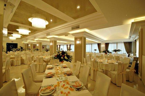Hotel Delle Canne: sala ristorante