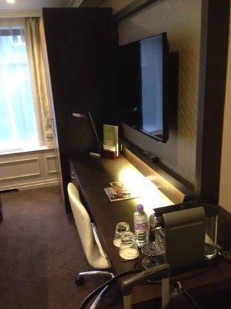 DoubleTree by Hilton - London Hyde Park: Room