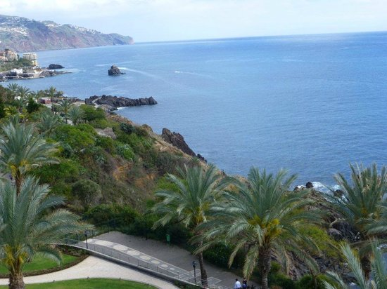 Pestana Grand Premium Ocean Resort : Lovely outlook