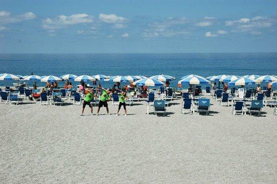 Hotel Delle Canne: spiaggia