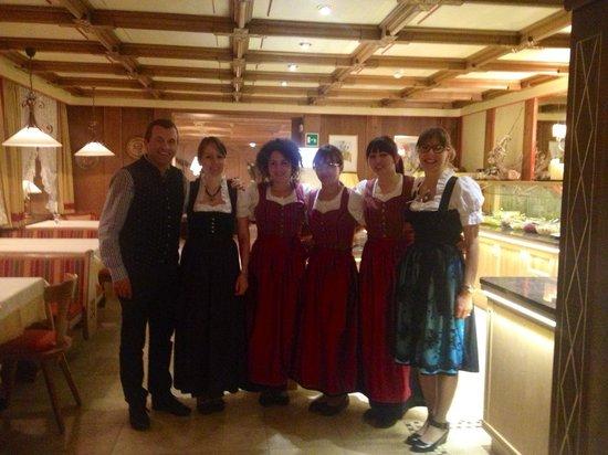 Hotel Gran Risa: Lo speciale staff ;-)