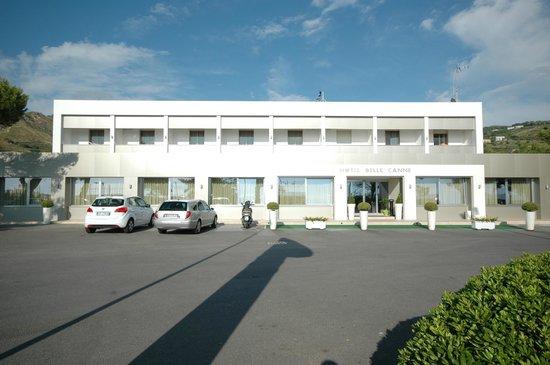 Hotel Delle Canne: ingresso