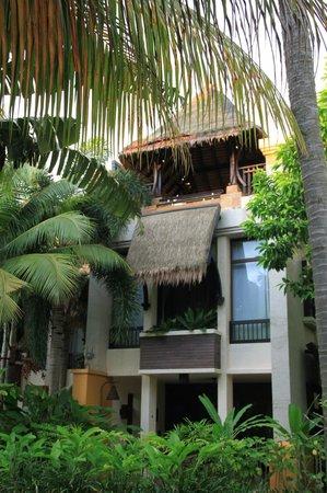 Mövenpick Resort and Spa Karon Beach Phuket: Номер с бассейном на крыше