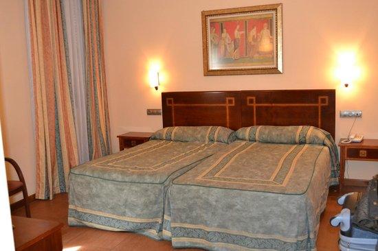 Hotel Las Villas de Antikaria: Habitacion
