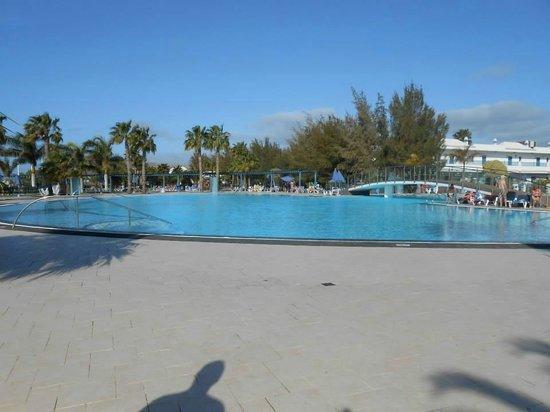 THB Tropical Island: Main pool area