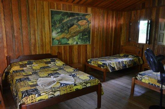 Tariri Amazon Lodge: La camera