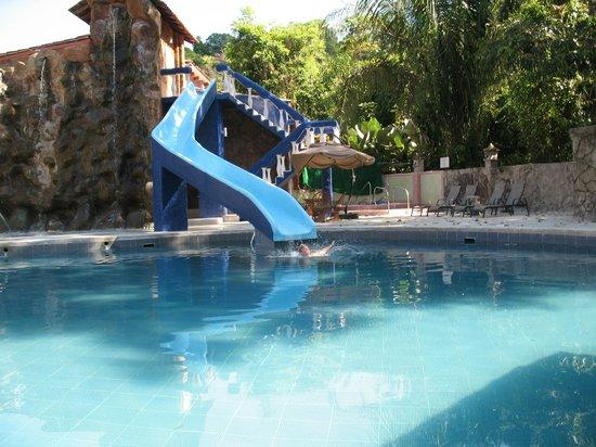 Hotel San Bada: Slide
