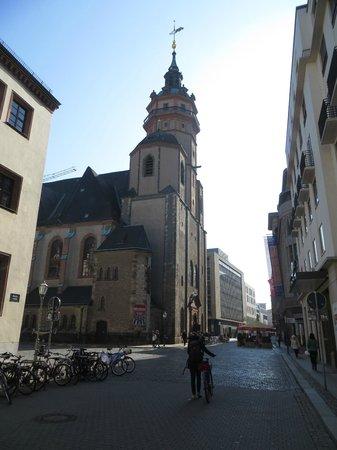 St. Nicholas Church (Nikolaikirche): Nikolaikirche