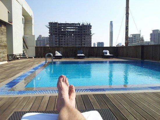 Grand Sarovar Premiere Mumbai : Pool