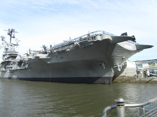 Intrepid Sea, Air & Space Museum: USS Intrepid