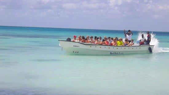 Saona Island: Speedboat to Saona