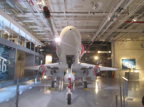 Intrepid Sea, Air & Space Museum: Skyhawk