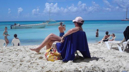 Saona Island: White sands and beautiful blue waters