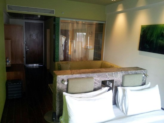 Waterstones Hotel : Forrest room