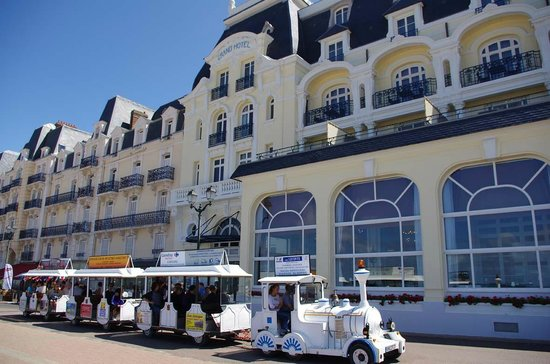 Le Petit Train de Cabourg