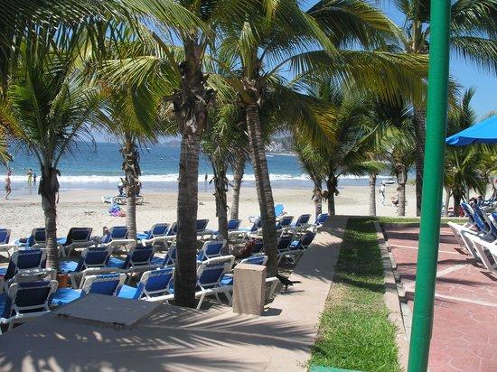 Barcelo Ixtapa: Aperçu de la plage