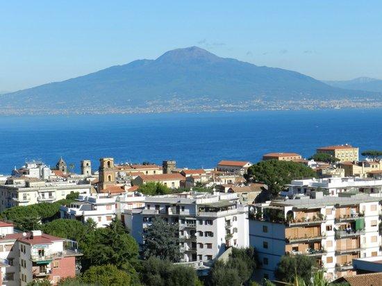 Hilton Sorrento Palace : View friom our room