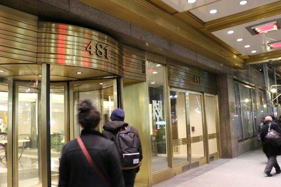 The New Yorker A Wyndham Hotel : Hotel Céntrico