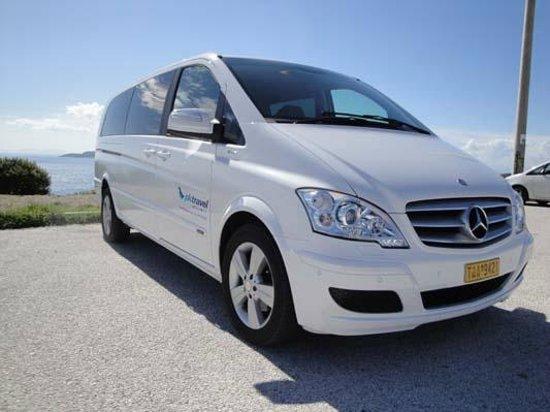 Greek Taxi - Tours: Taxi-Van
