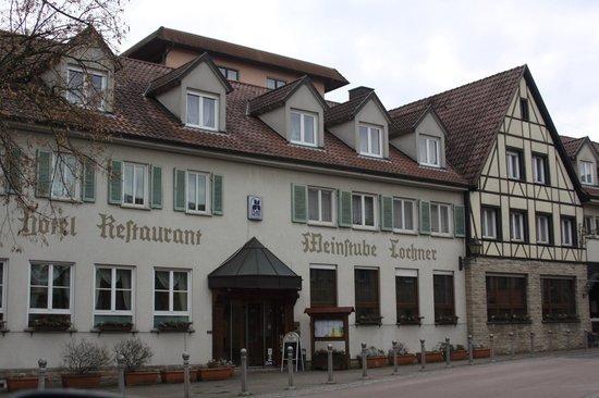 Flair Hotel Weinstube Lochner : Loved this place!