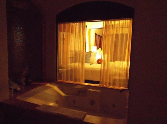Secrets Maroma Beach Riviera Cancun : View Of The Room/Bathroom