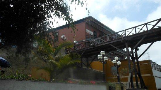 Barranco: Bridge of Sighs