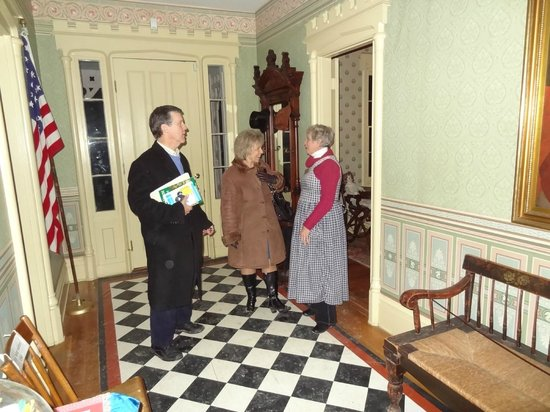 Heritage Village Museum: Guided tour of Elk Lick 2 story home