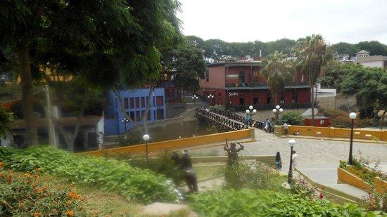 Barranco: Day view