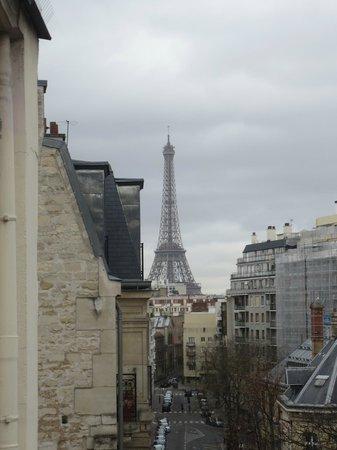 Hotel Val Girard: vista torre