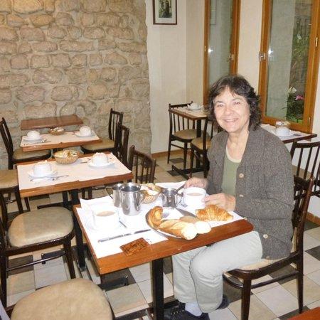 Peletier Haussmann Opera Hotel: el comedor