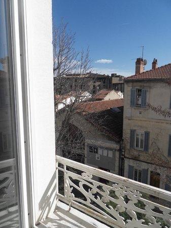 Residence Les Cordeliers: vue de la chambre