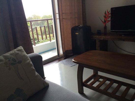 MEET Green Apartment: Living Room