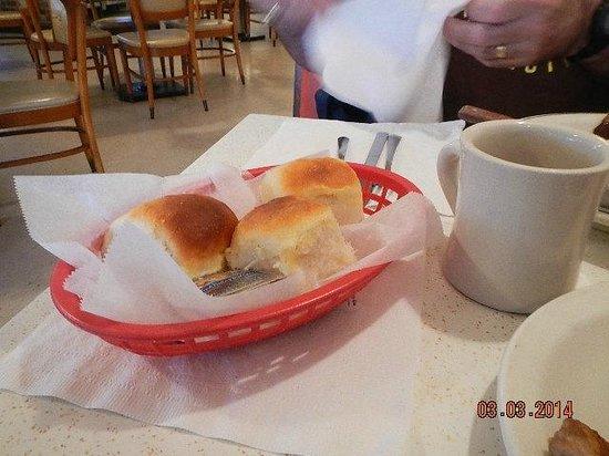 Lynn Garden Restaurant: rolls