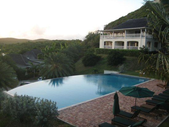 Nonsuch Bay Resort: one of the pools