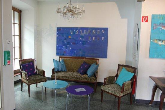 Hotel Sternen Belp: Lobby