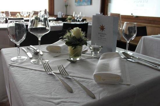 Hotel Sternen Belp: Restaurant