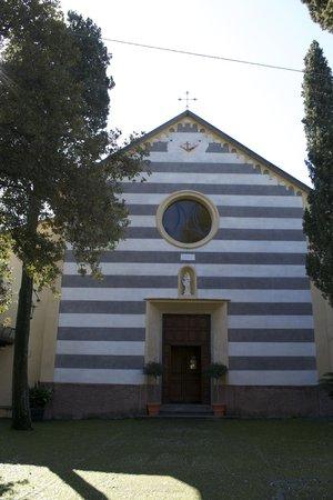 Church of San Francesco - Capuchin Friars Monastery : The church