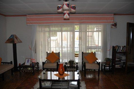 Biruk B&B Addis Abeba: Living room