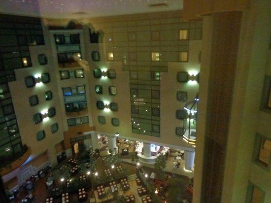 Hotel Novotel Moscow Sheremetyevo Airport: Вид во двор
