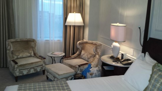 Belmond Charleston Place: New King bedroom