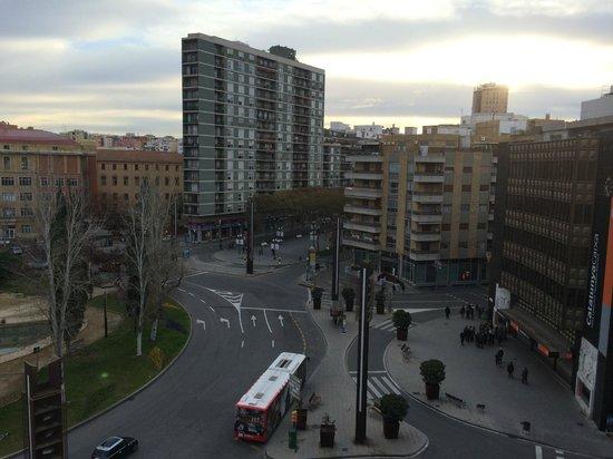 Hotel SB Ciutat de Tarragona: View from room