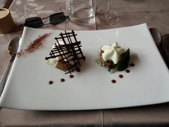 la Part des Anges : Un parfait chocolat menthe vraiment parfait !