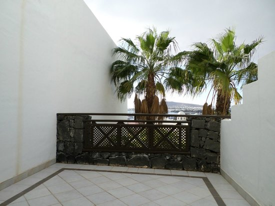Hotel THe Volcán Lanzarote: 557 room with NO view