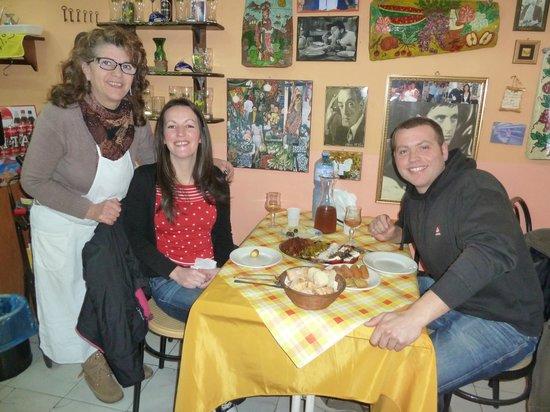 Trattoria Familiare da Michele & Jolanda: Family