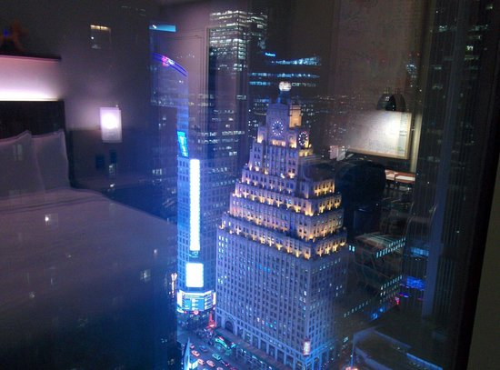 Hyatt Centric Times Square New York : View from 43rd floor