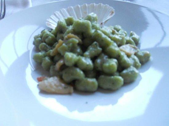 La Barca: Il mio piatto di gnocchi, gnam!